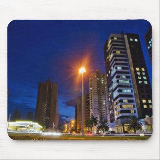 Ville Londrina de nuit Tapis De Souris