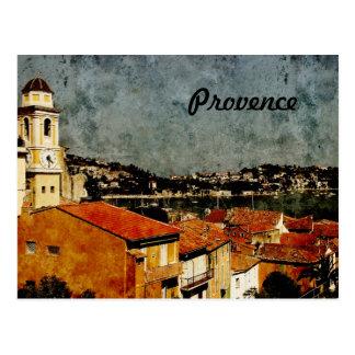 Villefranche, Provence Carte Postale