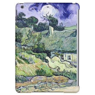 Vincent van Gogh | a couvert des cottages de