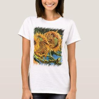 Vincent van Gogh - beaux-arts coupés de quatre T-shirt