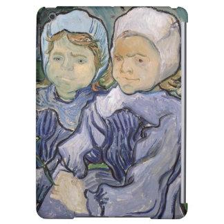 Vincent van Gogh | deux petites filles, 1890
