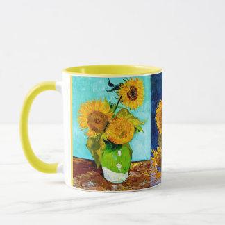 Vincent van Gogh - tasse de tournesols