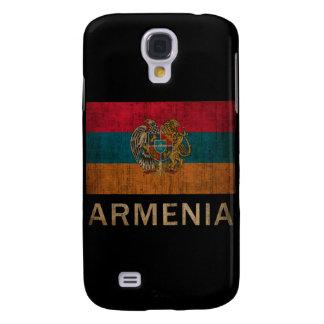 Vintage Armenië Galaxy S4 Hoesje