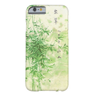 Vintage Bamboe Barely There iPhone 6 Hoesje