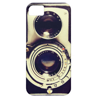 Vintage Camera Barely There iPhone 5 Hoesje