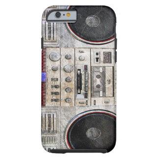 vintage gettozandstraler tough iPhone 6 hoesje