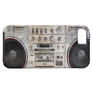 vintage gettozandstraler iPhone 5 hoesjes