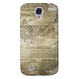 Vintage iPhone 3G/3GS van het Hoesje van de Druk v