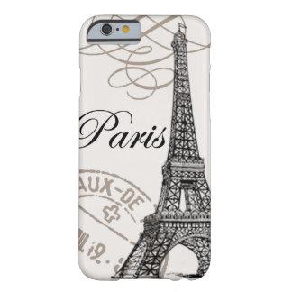 Vintage iPhone 6 van Parijs… hoesje