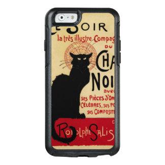 Vintage Jugendstil, Le Chat Noir OtterBox iPhone 6/6s Hoesje