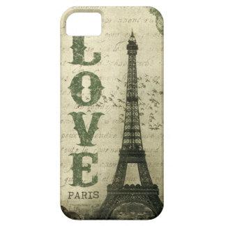 Vintage Parijs iPhone 5 Hoesjes