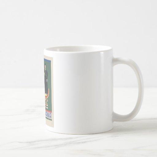 vintage-pennsylvania-travel-poster. mugs à café