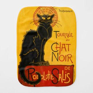 Vintage Tournée Du Chat Noir Theophile Steinlen Linges De Bébé