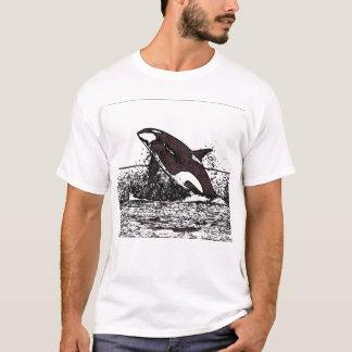 Violation du T-shirt d'orque
