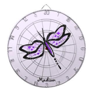 Violette Paarse Libel Dartbord