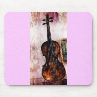 violon de violon d'instrument de musique tapis de souris