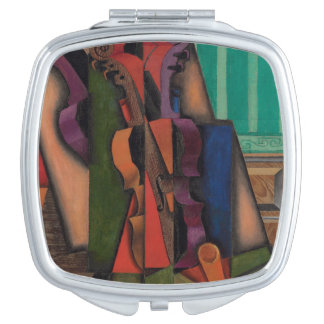 Violon et guitare par Juan Gris
