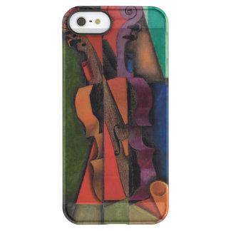Violon et guitare par Juan Gris Coque iPhone Permafrost® SE/5/5s