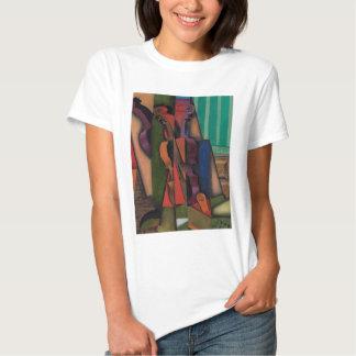 Violon et guitare par Juan Gris Tee-shirts