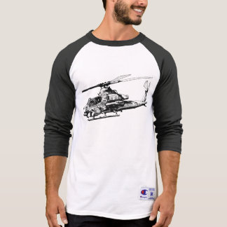 Vipère d'AH-1Z Tshirts