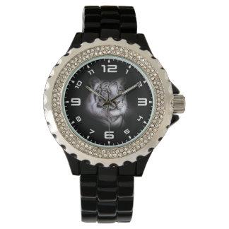 Visage blanc de tigre montre