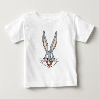 Visage de sourire de ™ de BUGS BUNNY T-shirt Pour Bébé