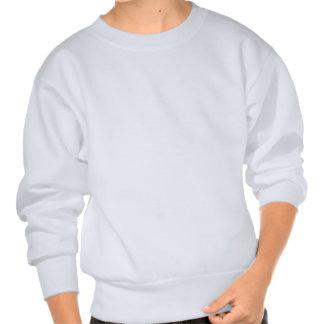 Visage de tisonnier - meme sweatshirt