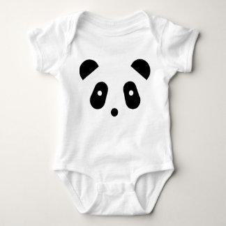 Visage mignon de panda de ~ de Kawaii Body