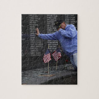 Visite du mur commémoratif du Vietnam, DC de Puzzle