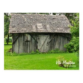 Vita Manitoba Cartes Postales