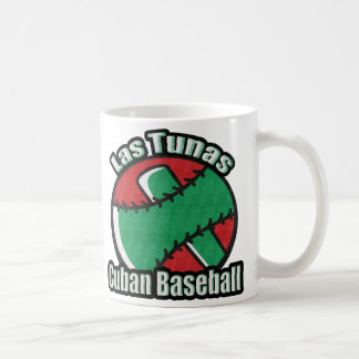 Vitesse cubaine de base-ball de Las Tunas Mug Blanc