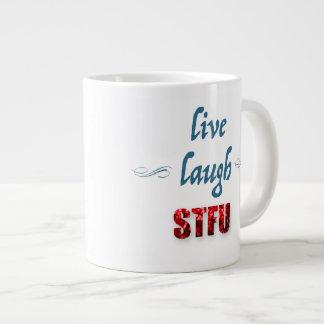 Vivent le rire… Tasse