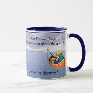 Vivent votre version de Westie de tasse de café de