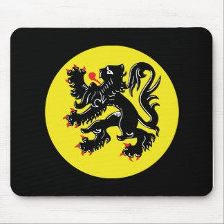 Vlaamse Leeuw van Vlaanderen muismatje Muismat