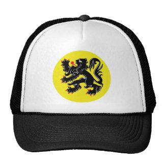Vlaamse Leeuw van Vlaanderen pet