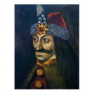 Vlad les cartes postales d'Impaler (Dracula)