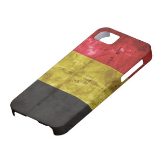 Vlag van België Barely There iPhone 5 Hoesje