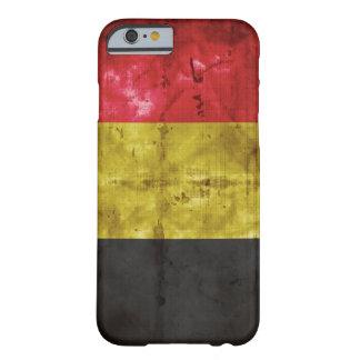 Vlag van België Barely There iPhone 6 Hoesje