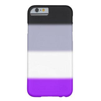 Vlag van de Trots van Falln de Aseksuele Barely There iPhone 6 Hoesje