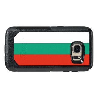 Vlag van het Hoesje van Bulgarije Samsung OtterBox