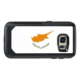 Vlag van het Hoesje van Cyprus Samsung OtterBox