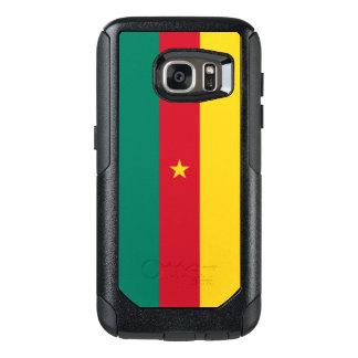 Vlag van het Hoesje van Kameroen Samsung OtterBox