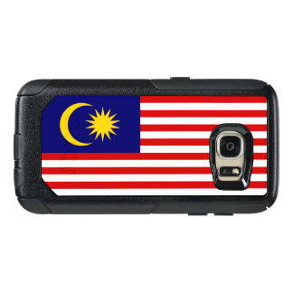 Vlag van het Hoesje van Maleisië Samsung OtterBox
