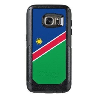 Vlag van het Hoesje van Namibië Samsung OtterBox
