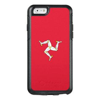 Vlag van het iPhoneHoesje van het Eiland Man OtterBox iPhone 6/6s Hoesje