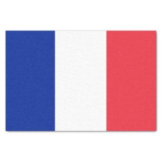 Vlag van het Papieren zakdoekje van Frankrijk Tissuepapier