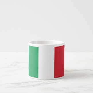 Vlag van Italië Espresso Kop