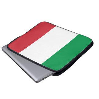 Vlag van Laptop van het Neopreen van Italië Sleeve