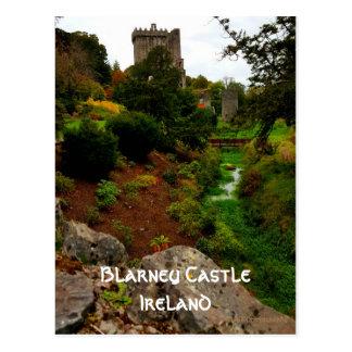 Vlei Kasteel, Ierland Briefkaart