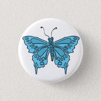 vlinder ronde button 3,2 cm